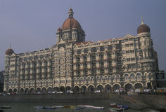 Het Hotel van Mahal van Taj Royalty-vrije Stock Afbeelding