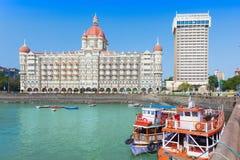 Het Hotel van Mahal van Taj royalty-vrije stock afbeeldingen