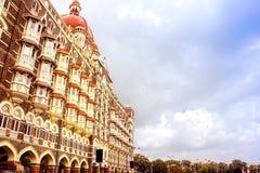 Het hotel van Mahal van Taj, mumbai Royalty-vrije Stock Afbeelding