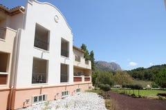 Het hotel van Marriot, Denia.Alicante, Spanje Royalty-vrije Stock Afbeeldingen
