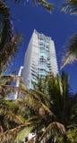 Het hotel van Miami Florida stock afbeelding