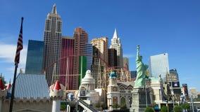 Het Hotel van New York New York Stock Foto's