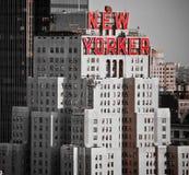Het Hotel van Newyorker Stock Afbeeldingen