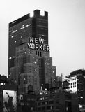 Het Hotel van Newyorker Royalty-vrije Stock Foto's