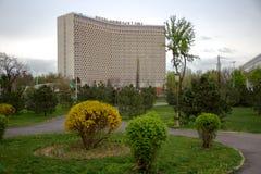 Het hotel van Oezbekistan in Tashkent Stock Foto's
