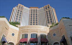 Het Hotel van Palazzo Royalty-vrije Stock Foto