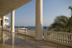 Het hotel van Turkije Royalty-vrije Stock Foto's