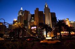 Het hotel van Vegas Royalty-vrije Stock Foto's