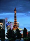 Het Hotel van vegas van Parijs Las Stock Foto's