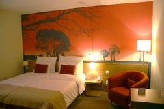 Het hotelruimte van de luxe Royalty-vrije Stock Fotografie
