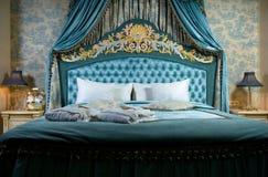 Het hotelruimte van de luxe Royalty-vrije Stock Foto's