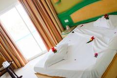 Het hotelruimte van Santo Domingo Royalty-vrije Stock Foto's