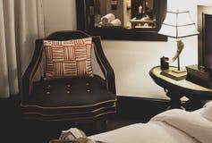 Het hotelruimte van Santo Domingo stock fotografie