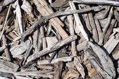 Het hout van de afwijking Stock Fotografie