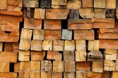 Het hout van de brand Royalty-vrije Stock Afbeeldingen