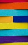 Het hout van de kleur Royalty-vrije Stock Afbeeldingen