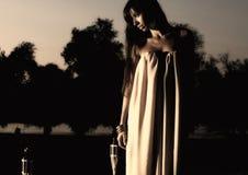 Het hout van Fairytale Stock Fotografie