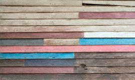 Het hout van Grunge Stock Foto