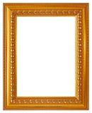Het houten Frame van de Foto Royalty-vrije Stock Foto's