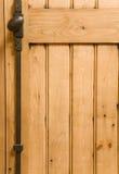 Het houten met panelen bekleden Royalty-vrije Stock Foto