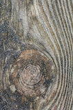 Het houten patroon van de korrelvorst Stock Afbeelding