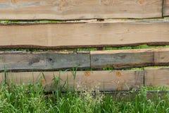 Het houten planking Royalty-vrije Stock Afbeelding