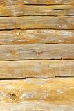 Het houten planking van strandhut royalty-vrije stock foto
