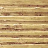 Het houten raad opruimen Royalty-vrije Stock Foto