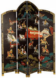 Het houten scherm Royalty-vrije Stock Foto