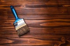 Het houten schilderen stock foto's