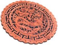 Het Houten venster van de aarden structuren van Fujian stock afbeelding