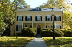 Het huis Royalty-vrije Stock Foto
