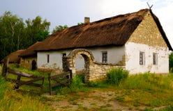 Het huis Stock Afbeeldingen
