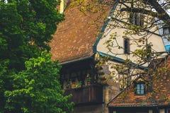 Het Huis het Duits van Bamberg royalty-vrije stock fotografie