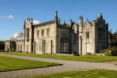 Het Huis en de tuinen van Kilruddery. Ierland Royalty-vrije Stock Foto