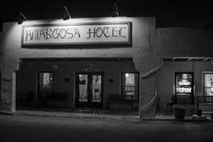 Het Huis en het Hotel van de Amargosaopera Royalty-vrije Stock Afbeelding