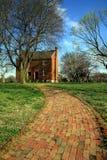 Het Huis Goodletsville TN van Bowan. stock afbeelding