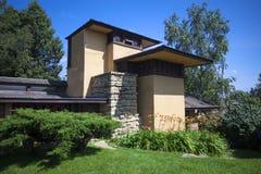 Het Huis Taliesin van Frank Lloyd Wright ` s Royalty-vrije Stock Afbeeldingen