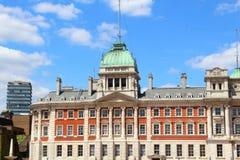 Het Huis van admiraliteit, Londen Stock Foto's