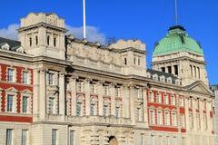 Het Huis van admiraliteit in Londen Royalty-vrije Stock Afbeeldingen