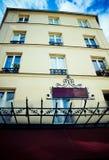 Het huis van Amelie royalty-vrije stock afbeelding