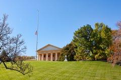 Het Huis van Arlington stock afbeelding