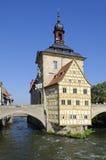 Het Huis van Bamberg stock afbeelding
