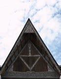 Het Huis van Batak Royalty-vrije Stock Fotografie