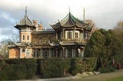 Het huis van China Royalty-vrije Stock Foto