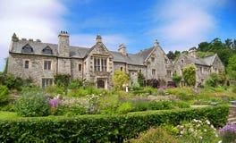 Het Huis van Cotehele Royalty-vrije Stock Foto's