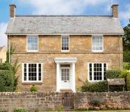 Het huis van Cotswold Royalty-vrije Stock Fotografie