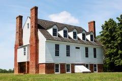 Het Huis van de aanplanting Royalty-vrije Stock Foto