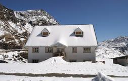 Het Huis van de berg. royalty-vrije stock foto