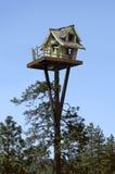Het Huis van de boom Stock Foto
